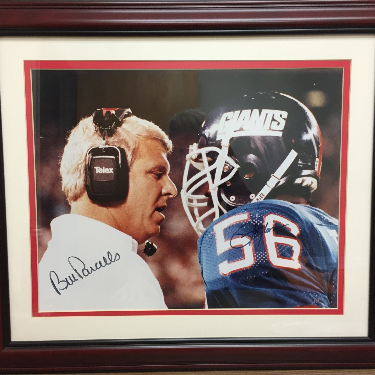 Bill Parcells Superbowl Locker Room Speech